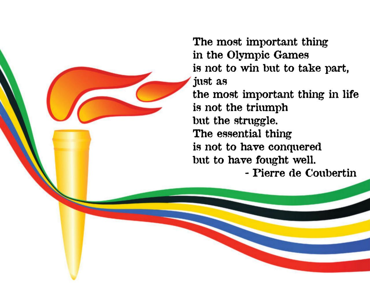 olympic creed word art bie olympics school and art room posters inspired by a speech made by bishop ethelbert talbot at a service for olympic champions in