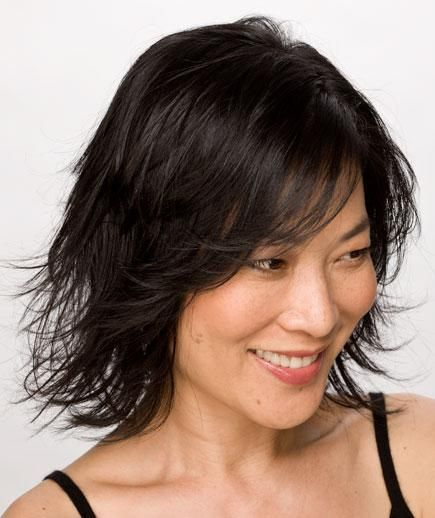Layered Bob Hairstyle Plus Product Recommendations Bob Hairstyles Layered Bob Layered Bob Hairstyles