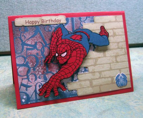 Birthday card : Gallery : A Cherry On Top