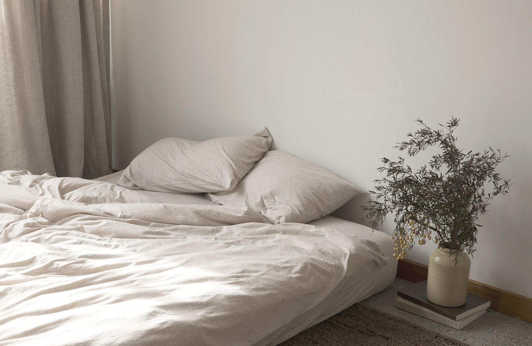 A new range of beautifully soft, natural Cotton Jersey