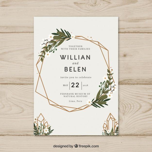 Fernbank museum of natural history wedding invitations