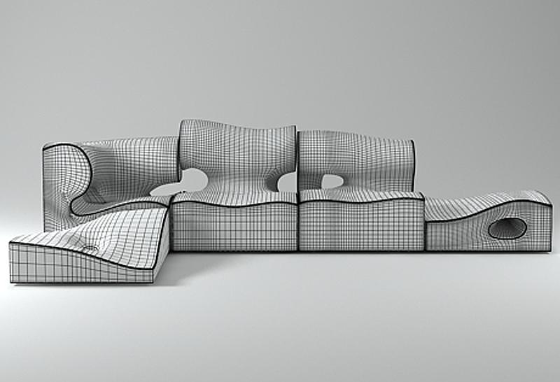 Phenomenal Misfits Ron Arad In 2019 Ron Arad Design Sofa Bench Bralicious Painted Fabric Chair Ideas Braliciousco