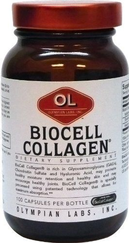 Olympian Labs Biocell Collagen Ii 1500mg By Olympian Labs 30 05