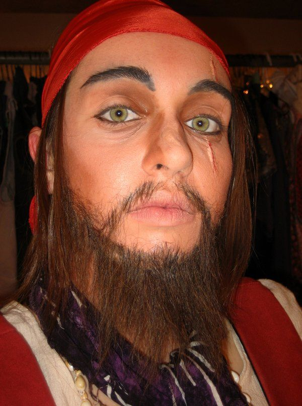 Do Stage Makeup Costumes Costumes Costumes Beard Makeup Stage Makeup Pirate Makeup