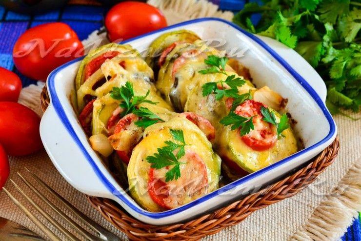 Рататуй, рецепт с фото пошагово в духовке с сыром | Рецепт ...