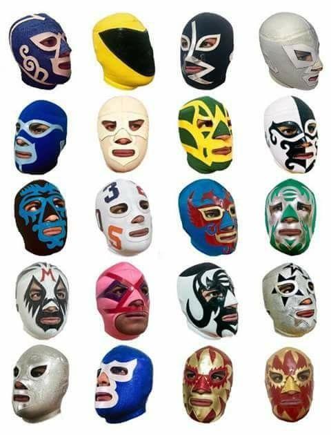 Mascara Imagenes De Lucha Libre Lucha Libre Lucha Libre Mexicana