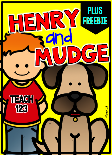cynthia rylant henry and mudge plus freebie pinterest morning rh pinterest com Henry and Mudge Chapter Books Henry and Mudge Coloring Pages