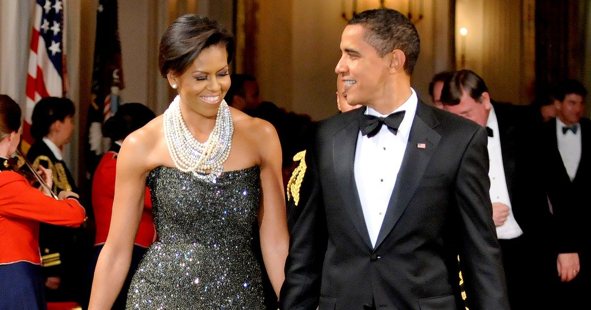 Michelle Obama revealed that Barack Obama wore the same tuxedo during his eight years in the White House — see what she said