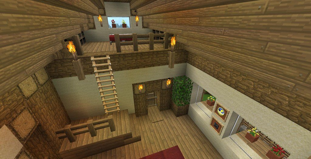 Survival House Easy Minecraft Houses Minecraft Houses Survival Cool Minecraft Houses
