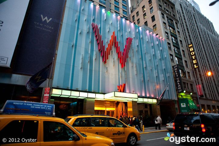 W New York Times Square Review What To Really Expect If You