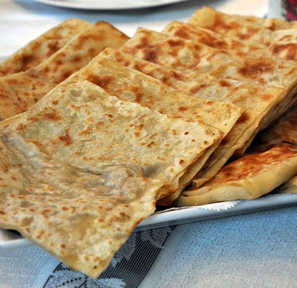 Photo of Turkish pancakes with minced meat – Kıymalı Gözleme – T …