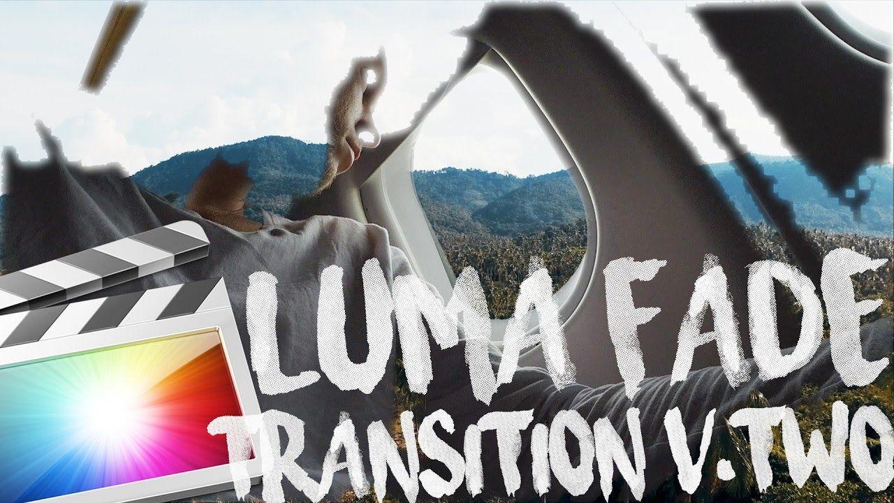 SAM KOLDER LUMA FADE V2 in FCPX (Better than After Effects