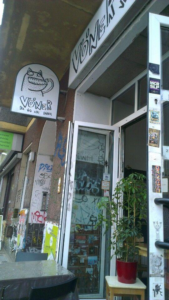 Vegetarisches Veganes Restaurant   Döner-Imbiss in Berlin - vegane küche berlin