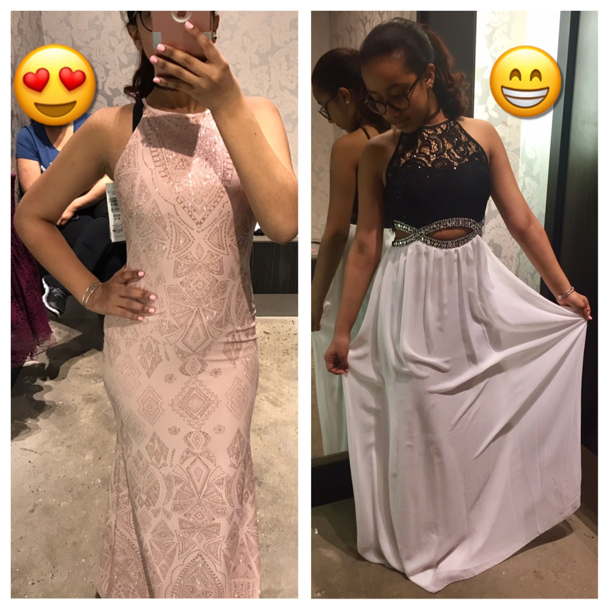 Here is an idea of what your prom dress could look like you can go
