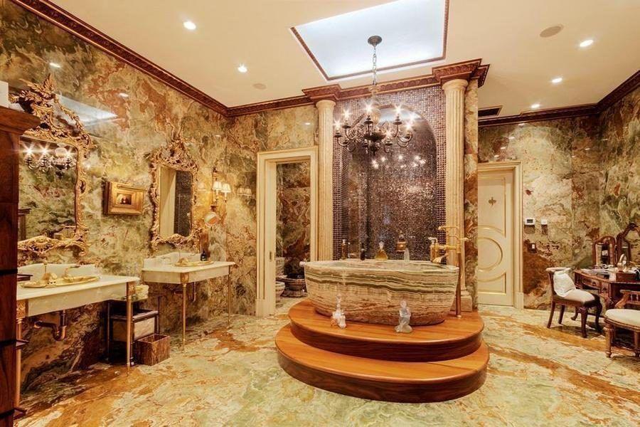 Inside The Absurdly Lavish 114m Upper East Side Mansion Most Expensiveexpensive Homesmaster Bathroomsluxury