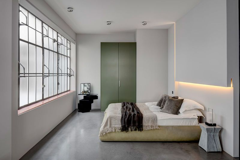 Grau in Grau Dexter, Architecture design and Apartments