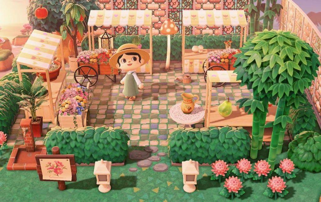 Cute little garden shop ☺️ : AnimalCrossing | Animal ...