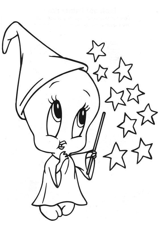 Looney toons coloriages looney toons pinterest coloriage coloriage enfant et colorier - Dessin looney tunes ...