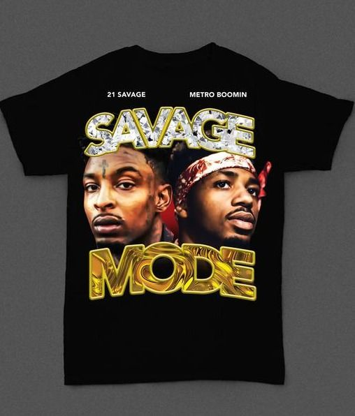 c5b934257d8b 21 Savage And Metro Boomin Channel Pen & Pixel For New Savage Mode ...