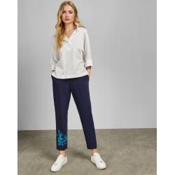 Photo of Enge Hose Mit Blauglöckchen-print Ted BakerTed Baker