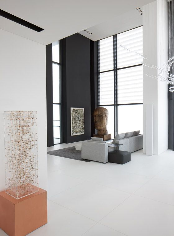 Black interior design  All about Index Penthouse by Studio M on  Architonic. Find pictures & detailed information about