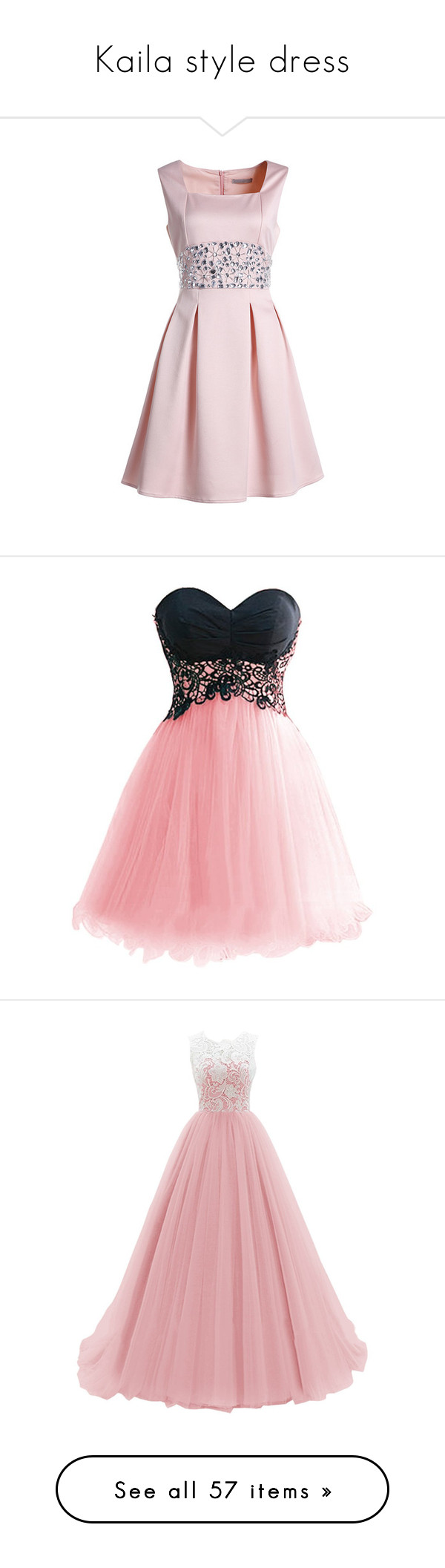 Kaila style dress\