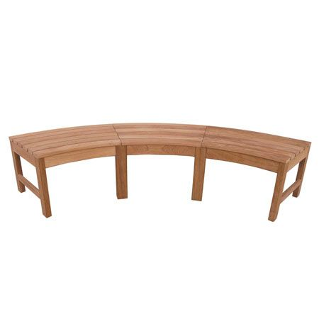Fabulous Circa Curved Backless Bench Firepit Bench Curved Bench Gmtry Best Dining Table And Chair Ideas Images Gmtryco