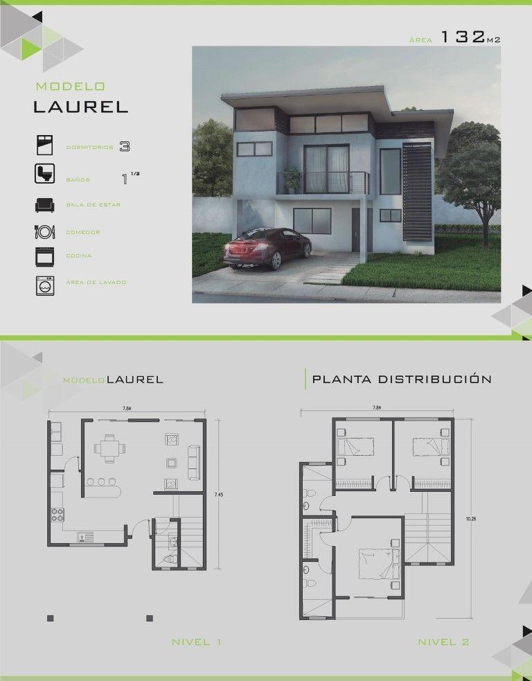Modelos y dise os de casas de dos pisos costa rica for Disenos de casas pequenas de una planta