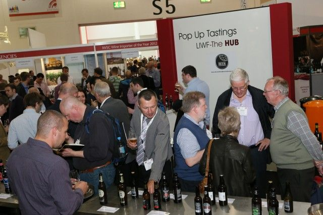 Beer to make its debut at London Wine Fair