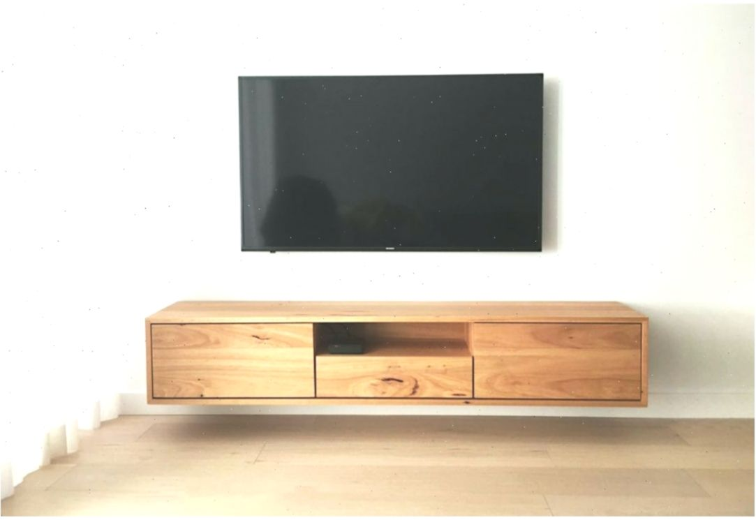 Custom Timber Floating Entertainment Units Made In Melbourne