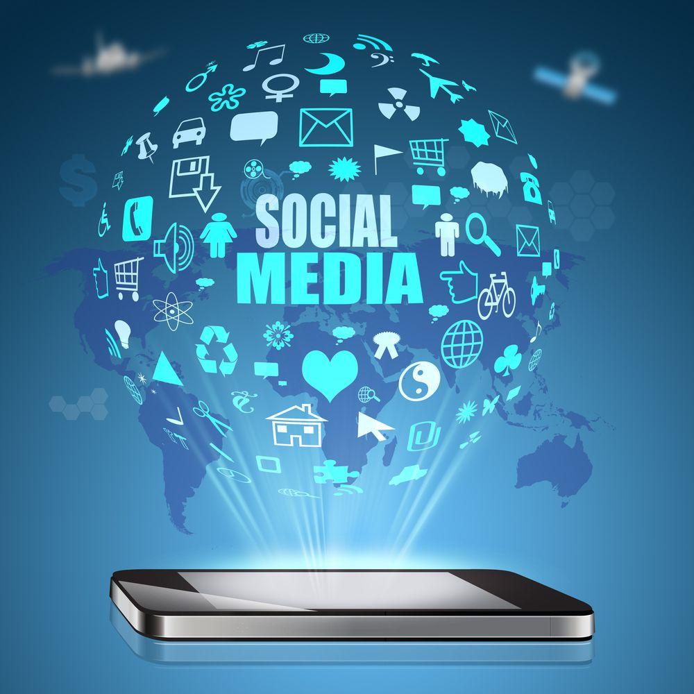 Social Media And Social News.