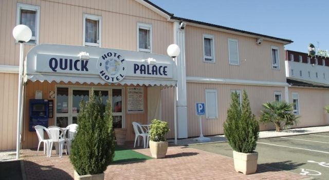 Quick Palace Le Mans 1 Star Hotel 47 Hotels France