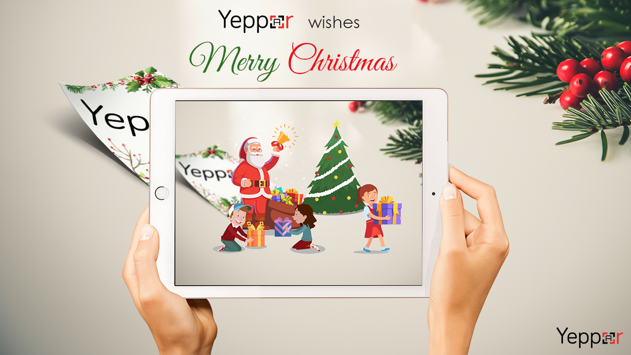 Yeppar Wishes You All Merry Christmas Merrychristmas Christmas