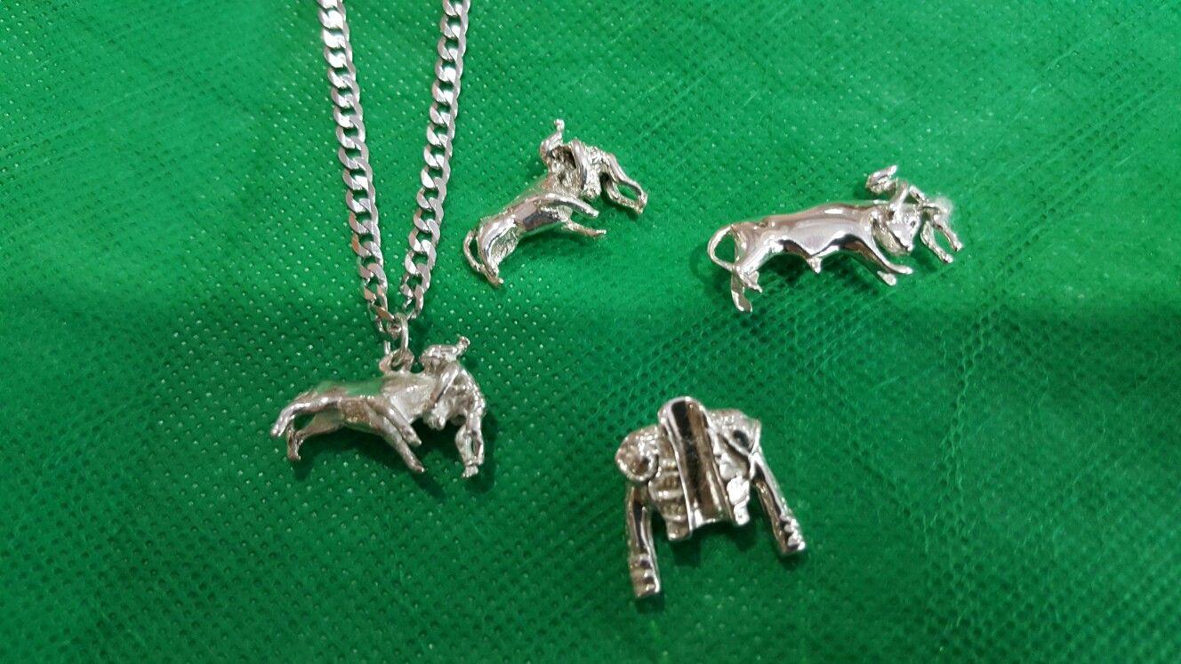 Pins e Berloques em prata de Lei 925%