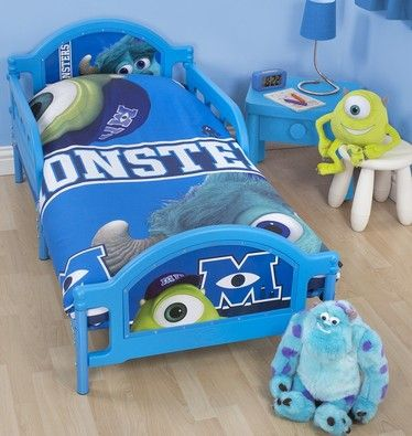 Save On Monsters Inc University 4 In 1 Junior Toddler Bedding Set Free Trackif