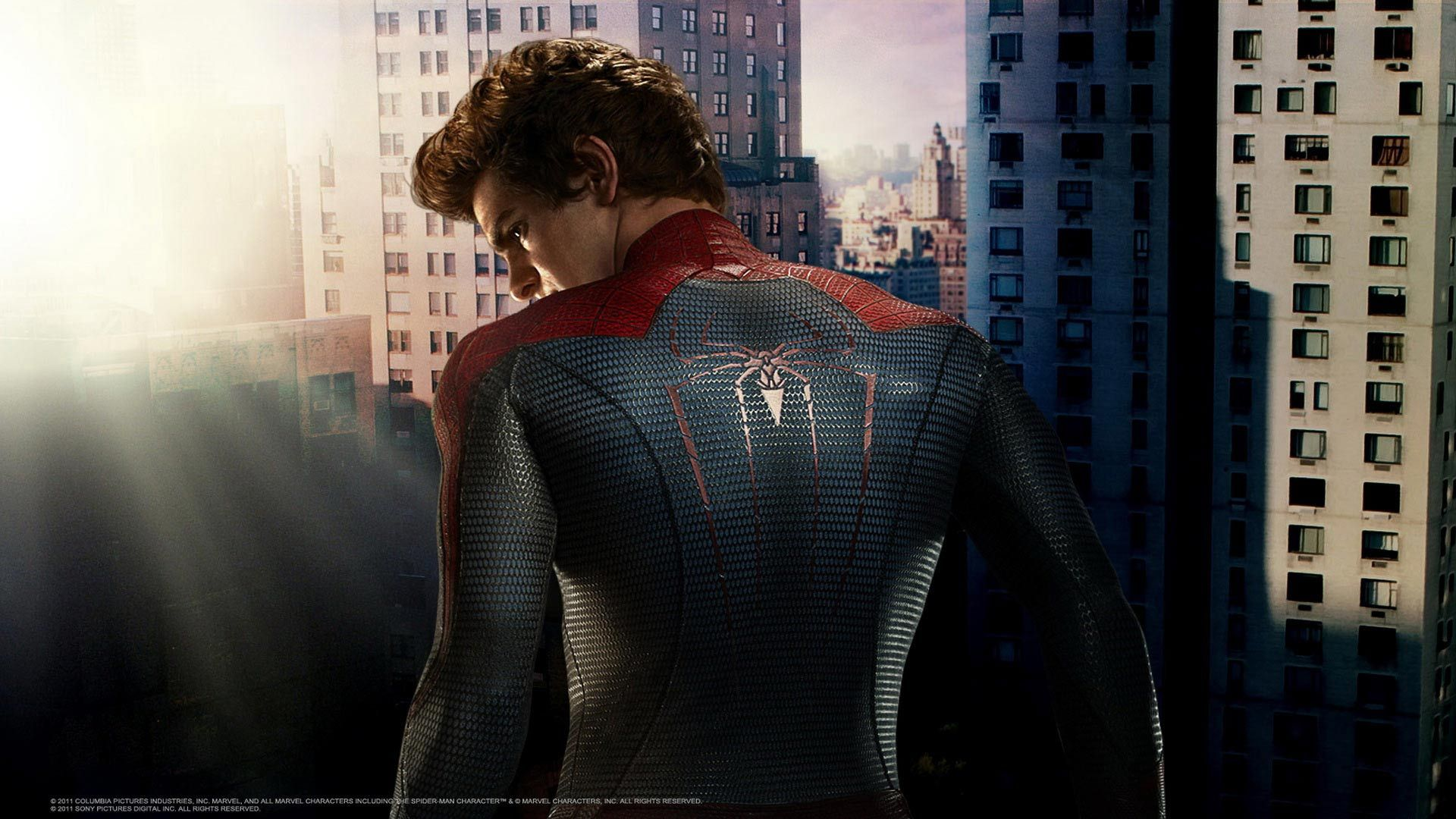 Lumia Movie The Amazing SpiderMan Wallpaper ID 640x640 Spider Man 2 Wallpapers 44
