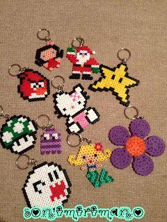 Manualidades hama beads