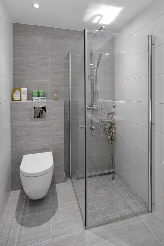 Dise os de walk in shower para ba os peque os decoraci n for Banos modernos y economicos