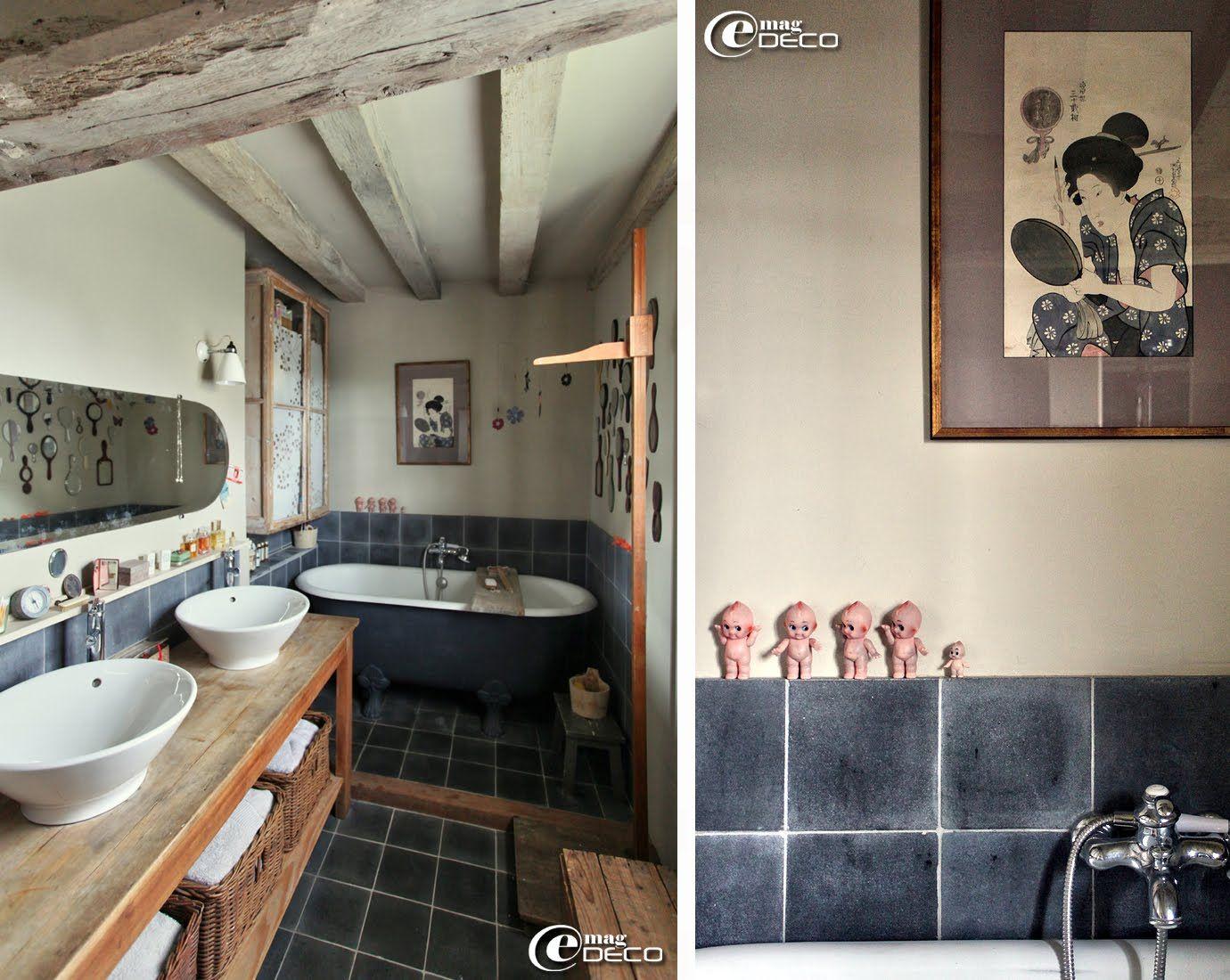 decoration interieure longere pour la d co de la maison pinterest long re d coration. Black Bedroom Furniture Sets. Home Design Ideas