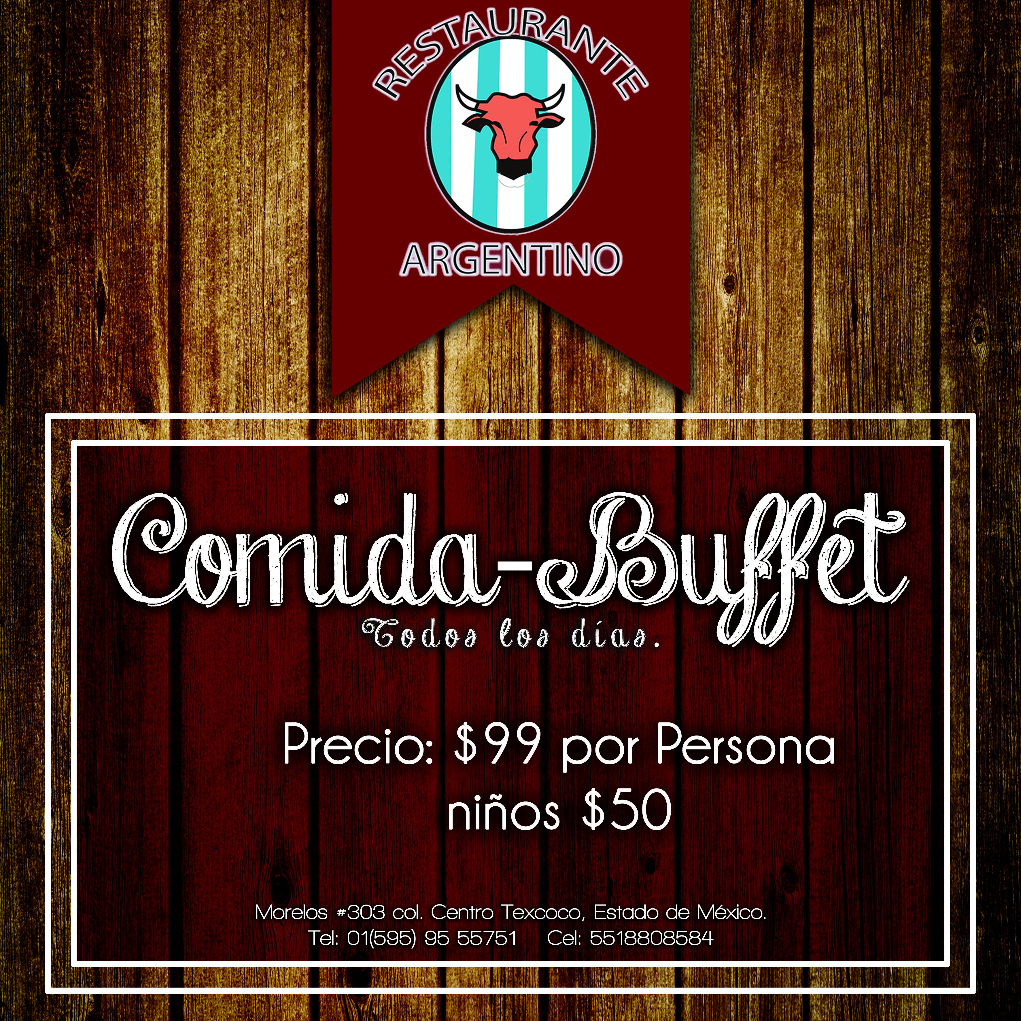 ¡Prueba lo mas rico en comida! http://negocilibre.com/directorio/restaurante-argentino/