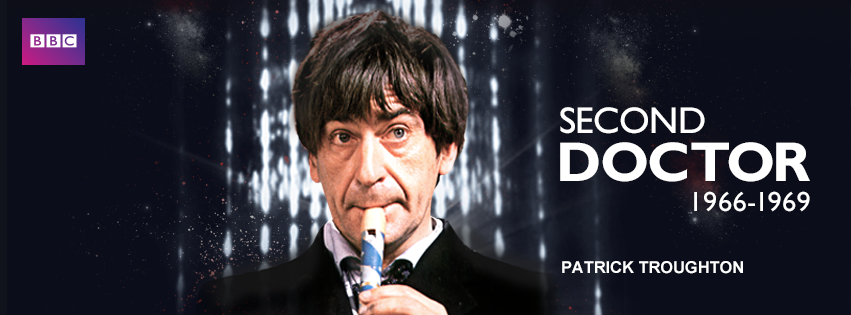 Second Doctor - Patrick Troughton (1966-1969)