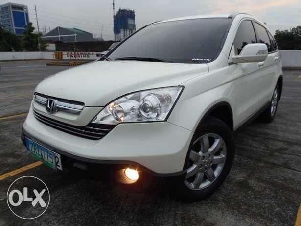 2008 Honda Crv For Sale Philippines