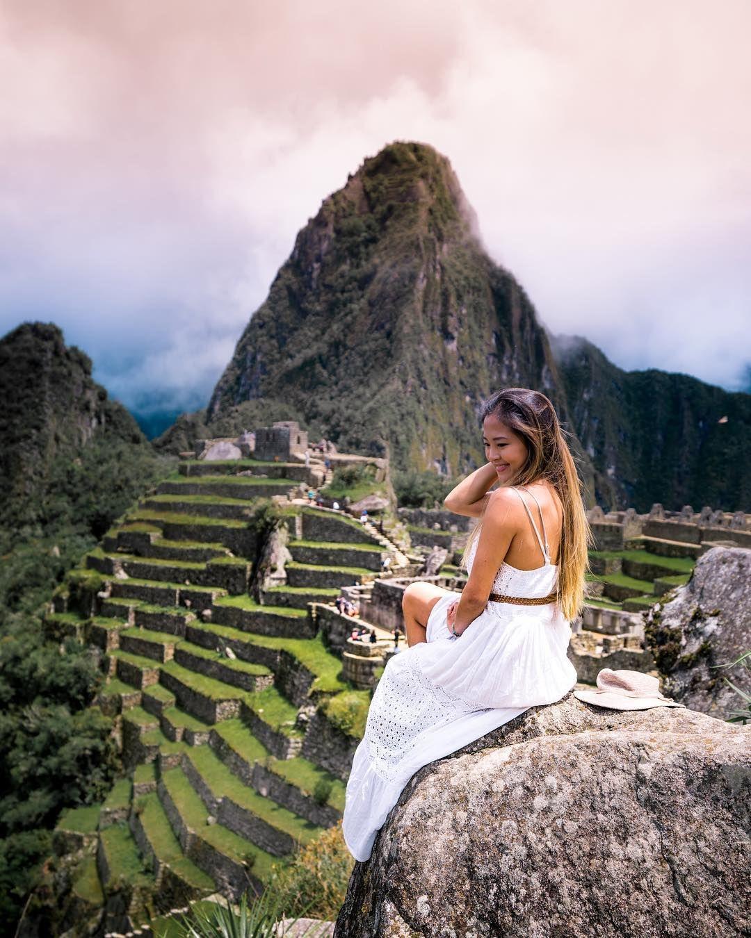 En el valle sagrado de los incas salineras de