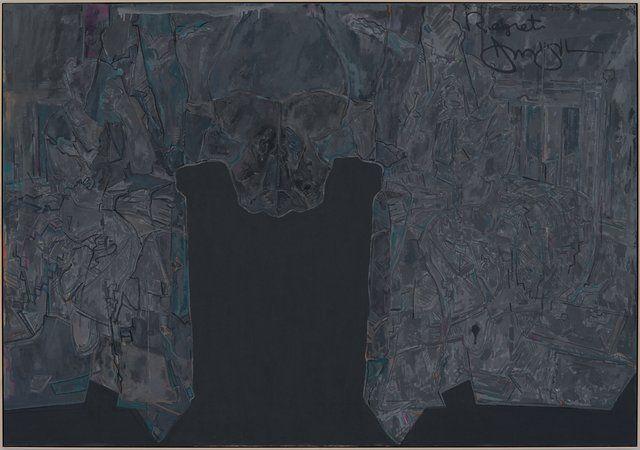 "In Depth: How to Understand Jasper Johns's Haunting ""Regrets"" at MoMA |  Artspace | Jasper johns, Museum of modern art, Art"