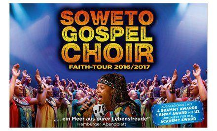 image for 2 Tickets für Soweto Gospel Choir