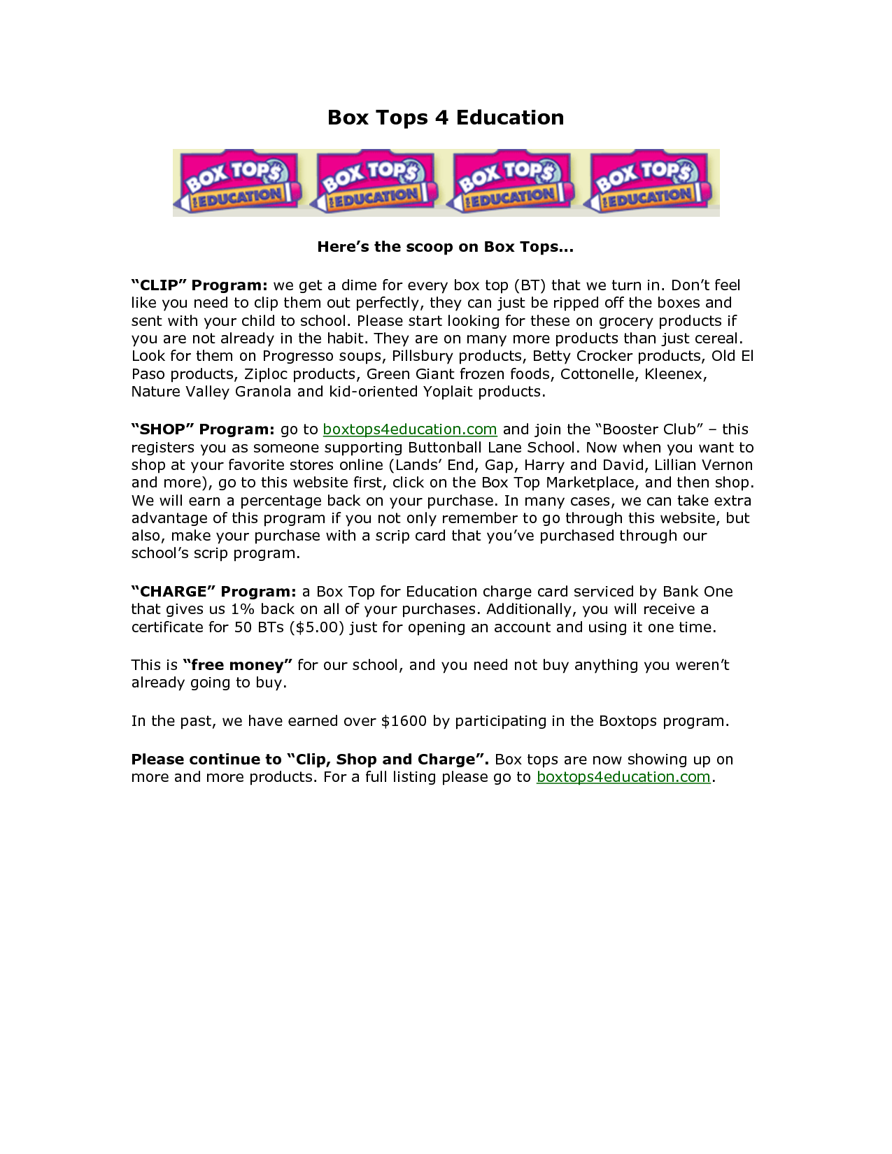 scope of work template | PTA | Pinterest | Box tops, Pta and School