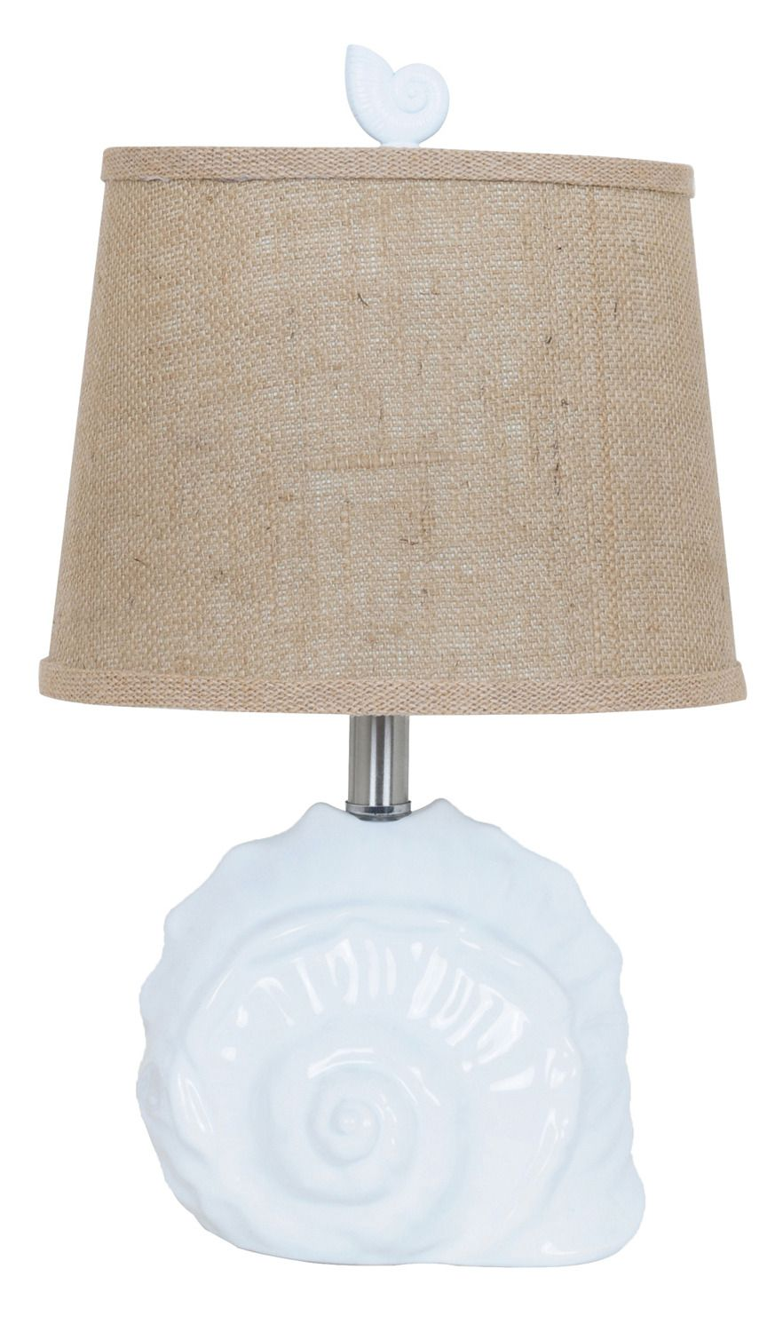 Shell Accent Lamp | Crestview Collection | Home Gallery Stores