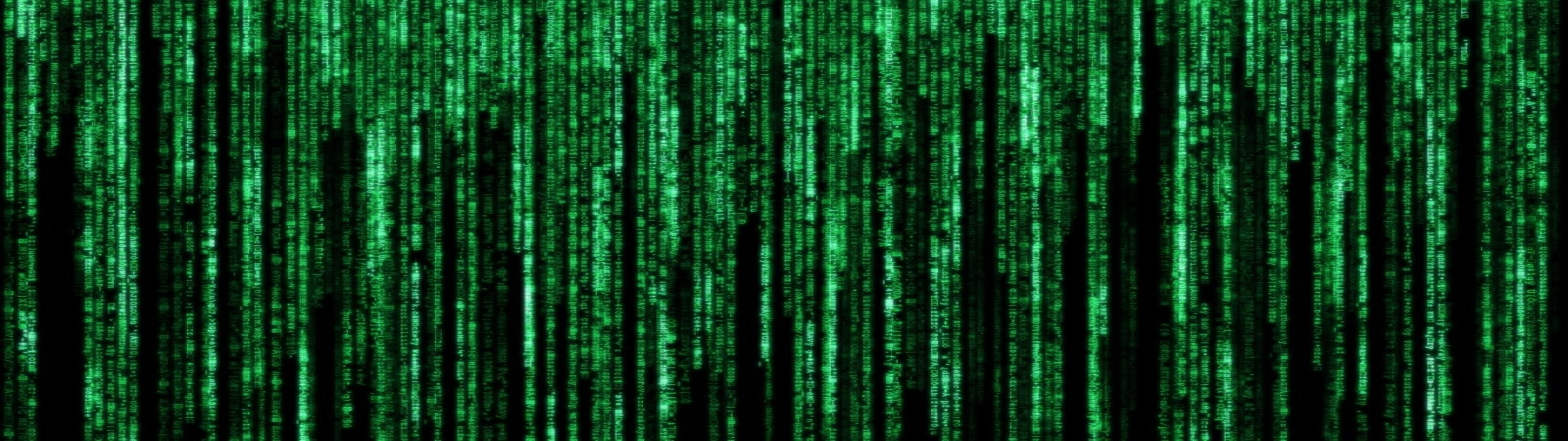 Matrix Wallpaper 3840x1080 | Kyle in 2019 | Wallpaper, Movie wallpapers, Moving wallpapers