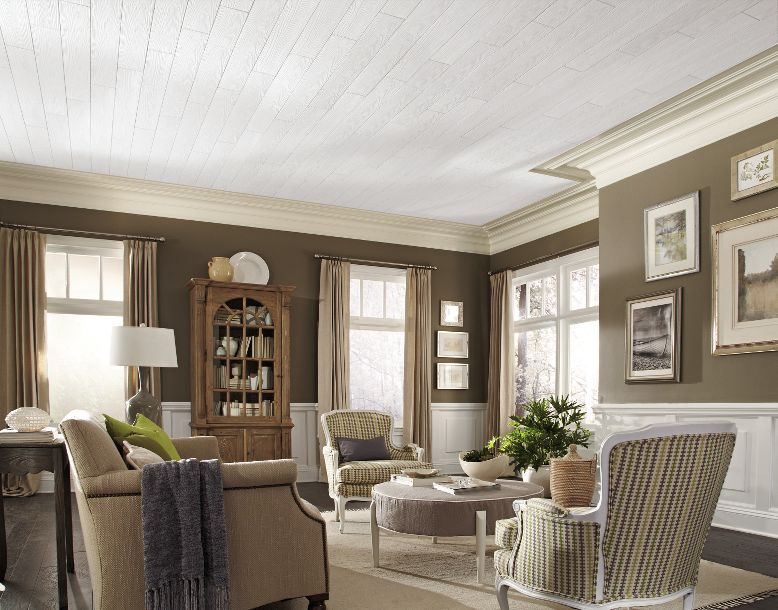 Country Classic Plank 480 Living Room Armstrong Ceiling Living Room Ceiling Ceiling Design