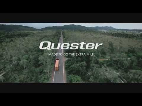 UD Trucks proudly presents: I am Quester - YouTube